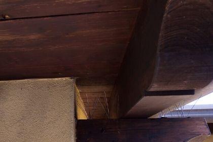 impregnante travi vista legno